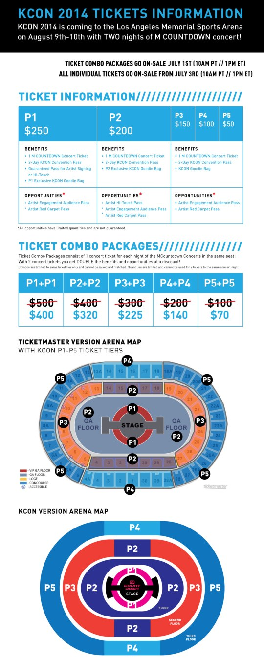 kcon tickets