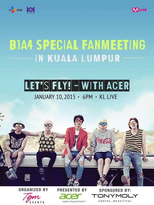 B1A4 FM