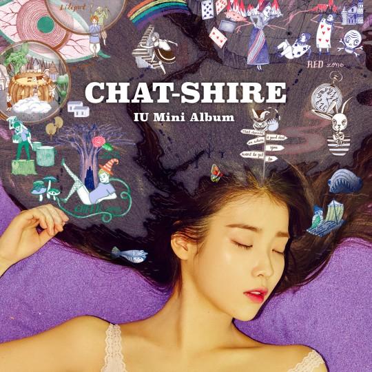 IU album